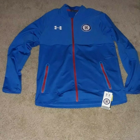 ef2457540eb Under Armour Jackets & Coats | Cruz Azul Soccer Jacket | Poshmark